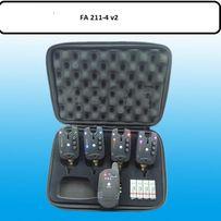Набор сигнализаторов поклевки FA 211-4 v2