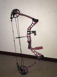 Image of Mission MANIAC 70lbs Compound Bow