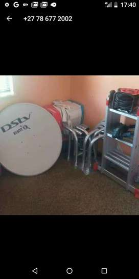 DStv realignment and reallocations