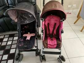 Strollers/carseat/toys