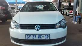 2013 MODEL VW POLO VIVO MANUAL 1.4 ENGINE CAPACITY