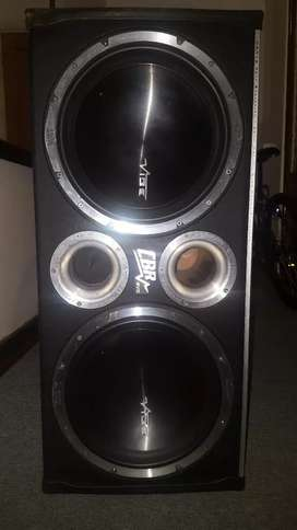 VIBE 12 INCH SUBWOOFERS