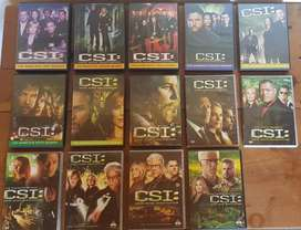 CSI DVD series season 1 -14