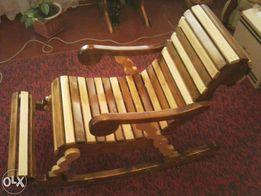 Эксклюзивное кресло-качалка