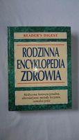 Rodzinna Encyklopedia Zdrowia 480 stron twarda okładka stan idealny