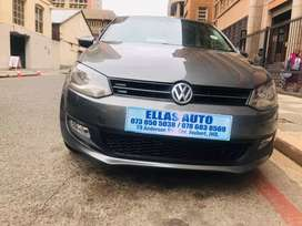 2012 Vw Polo  1.4 confortline