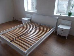 Кровать деревянная Волна