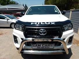 Toyota Hilux 2.8 GD6 4.2