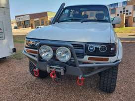 MONSTER 1000Nm Torque FJ 80 Toyota Land Cruiser Loaded with upgrades