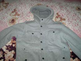 Кофта , куртка сірого кольору