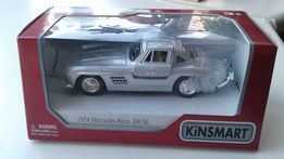Масштабные модели KINSMART Mercedes-Benz, Bentley, Pagani, Porsche