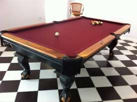Pooltable and Arcade machine repairs