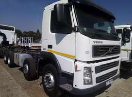 Volvo FM 340 Chassis Cab for sale