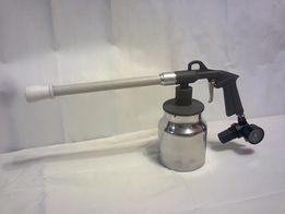 Пистолет-распылитель(трибостатический) для порошковой покраски.