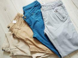 Spodnie materiałowe XS i S