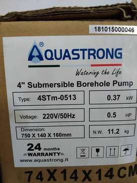 Aquastrong Borehole Pump