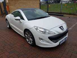 Peugeot Rcz Year Model: 2012 Mileage:142000km Service book:Yes