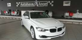 2013 BMW 335i Automatic White 107 000KMs Service History