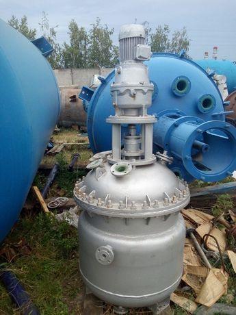 Реактор 160 литров эмаль. Емкость 50м3. из нержавеющей стали