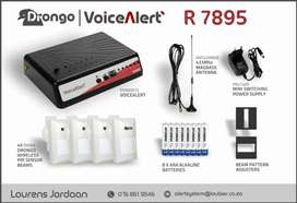 Drongo VoiceAlert early warning system (Discounted price)