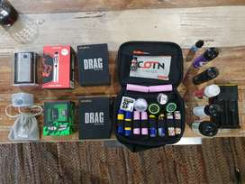 Vape collection to swap