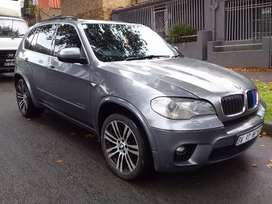2012 BMW  X5  SUNROOF AUTIMATIC LEATHER SEAT DIESEL