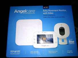 Angelcare Movement, Video and Sound Baby Monitor
