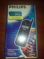 Раритетный мобильный телефон Philips TCD128/H9 (новый)
