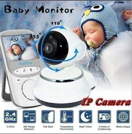 Wifi camera, baby monitor  - view on cellphone.