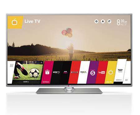 55LG Smart Digita 3D TV webOS.. Slightly used, in perfect condition. 0