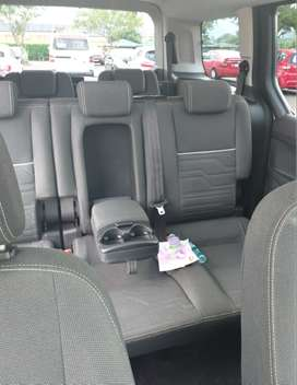 7 Seater minibus available for hire