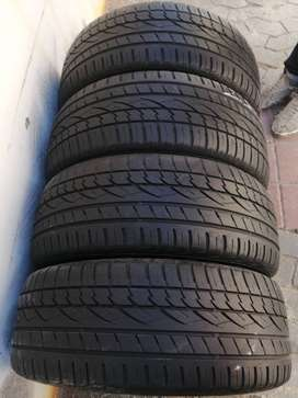 235 50 R18 Continental CrossContact Tyres