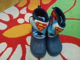 Фирменные сапоги для мальчика H&M
