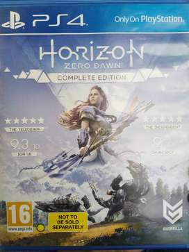 Horizon complete edition for ps4