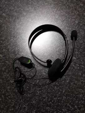 Xbox 360 headset for sale brand new