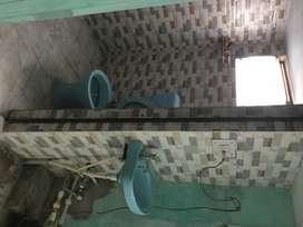 2room bathroom kitchen and parking near allahabad junction