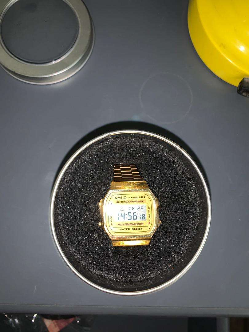 Casio Vintage Digital Watch 0