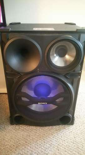 Sony shake speakers