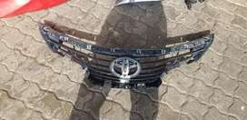 TOYOTA ETIOS FRONT GRILL AVAILABLE