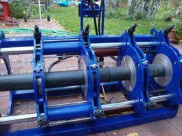 Сварочный аппарат Туран Макина AL 250 полиэтиленовых труб стыковой.