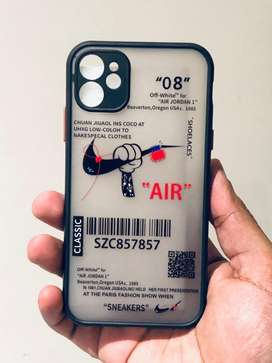 iPhone 11 Nike x Off White Phone Case