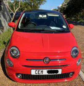 2018 Fiat 500 Popstar Manuel in IMMACULATE condition