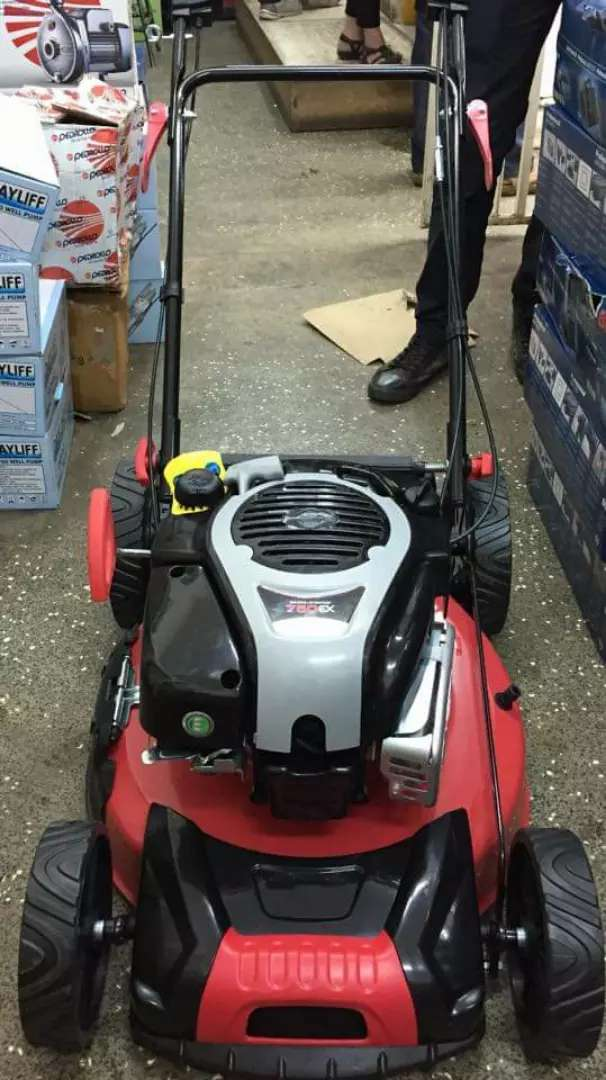 Engine Powered Lawnmower for sale 0