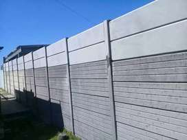 PRECAST WALLS AND STRUCTURES