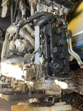 NISSAN IMPENDULO QR25 ENGINE AND GEARBOX AVAILABLE FOR SALE AS A COMBO
