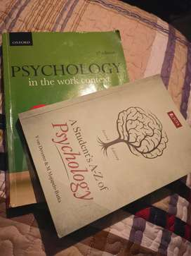 A student's A to Z of psychology second edition