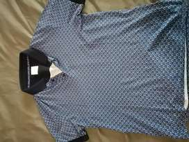 Zara polo shirt Size L