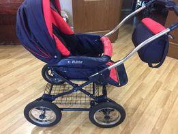 Продам детскую коляску 2×1