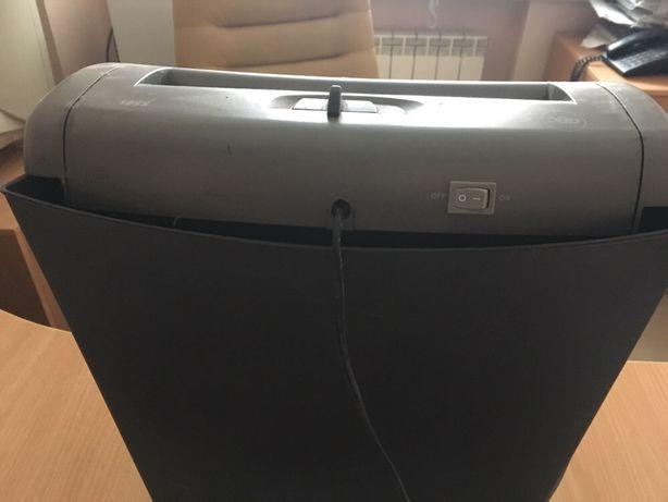Уничтожитель бумаги GBC Shredmaster 550S Шредер