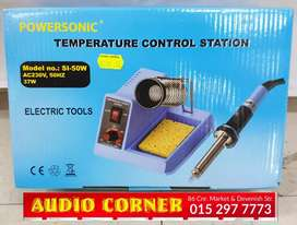 Soldering Station With Stand Brand new